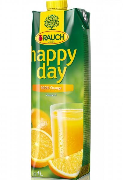 Rauch Happy Day - Orangensaft - ( 1 Liter Pack )