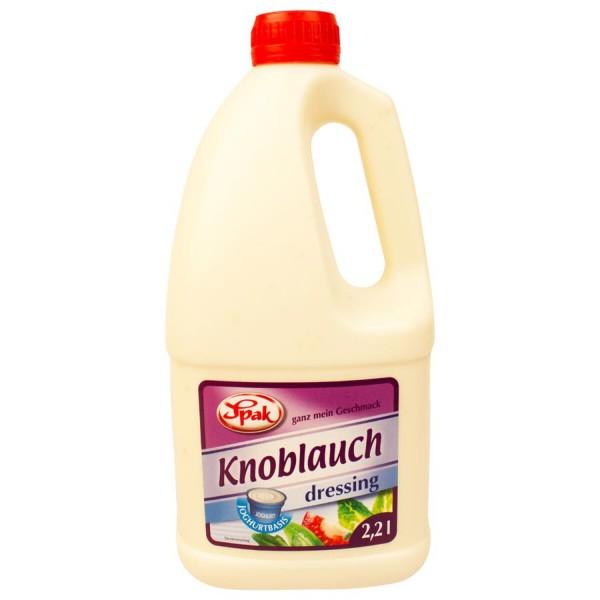 Spak Knoblauch Dressing - 2 Kg
