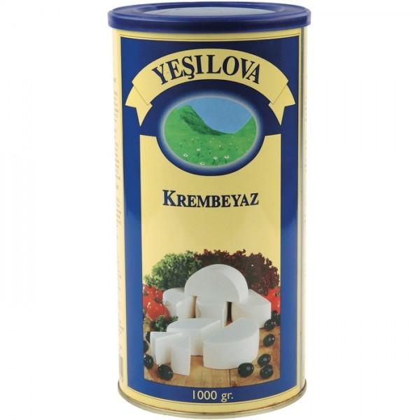 Yesilova Krembeyaz Käse (1 kg Dose)