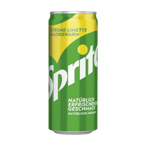 Sprite (0,33 lt. - 1x24 Dose)