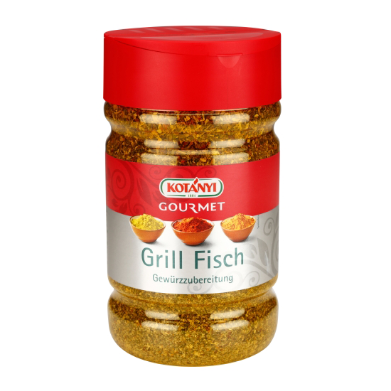Kotanyi Grill - Fisch Gew.(1200 ccm Dose)