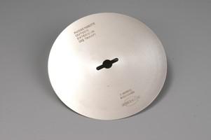 Tandir Diskmesser glat (120 mm)