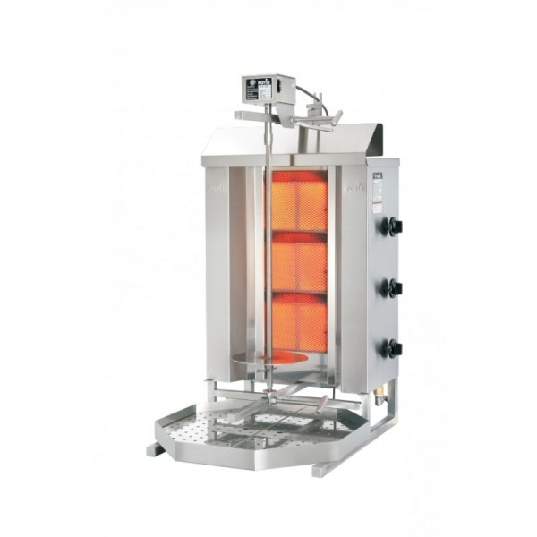 POTIS - Dönermaschine (GD3 - f.40 kg - 10.5 kW)