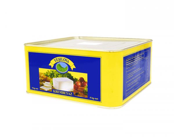 Yesilova Krem Käse 50% Fett - (4 kg Dose)