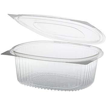 Salatschale 250 ml - Klar (1x100 Stk)