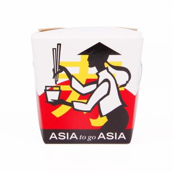 Asia Food Box rund; 750 ml gross (1x50 Stk.)