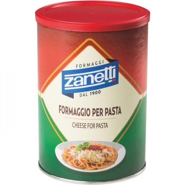 Zanetti Parmesankäse ger.(32% Fett - 500 gr.Dose)