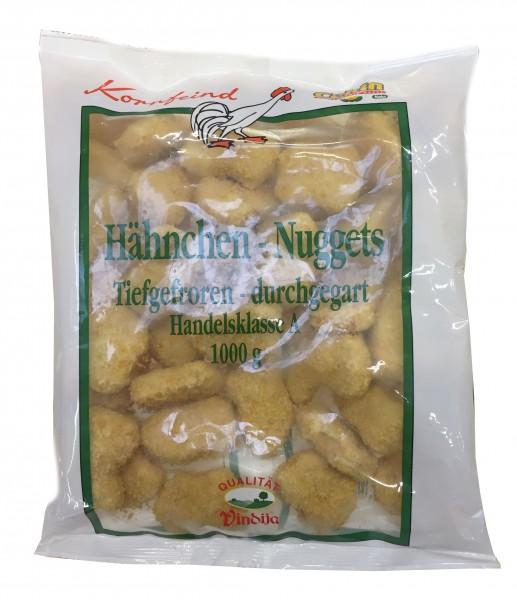 TK - Kornfeind Hühner Nuggets (1 kg/Sack)