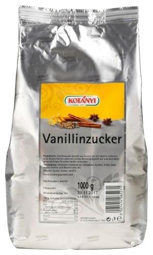 Kotanyi Vanillinzucker - (1 Kg )