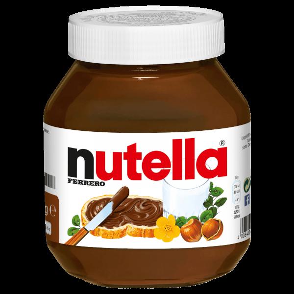 Ferrero - NUTELLA - 750 gr. Glas