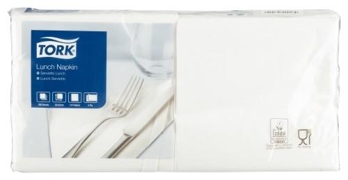 Tork Serv. Weiß (33x33-3 Lagig-1/4 -250 Stk. Pack)