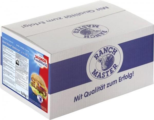 TK - Ranch M. Salomon Burger HALAL ( 50 x 100 g. )