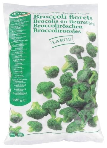TK - ARDO Broccoli (2-4 cm - 2,5 Kg Sack)(10Kg/#)