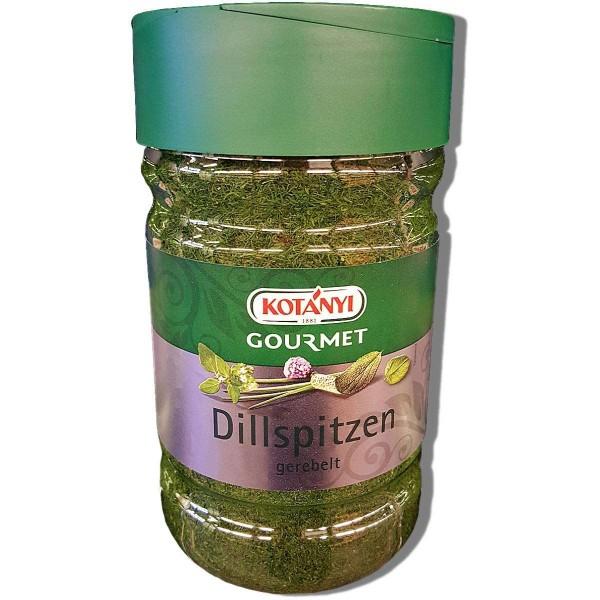 Kotanyi Dillspitzen gereb.(1200 ccm Dose)