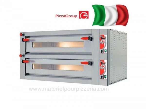 Pizza Group Ofen - PYRALIS D12L ( 144x101x75 )
