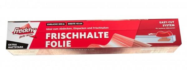 """""""Freddy""""Frischhaltefoli (45x300 Lfm mit Cutterbox)"""