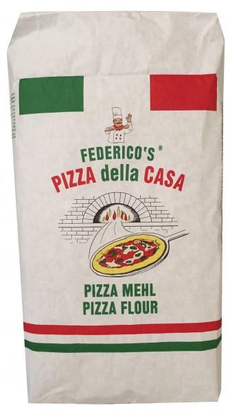 Pizza Mehl Della Casa (480 glat - 1x10 kg/Sack)