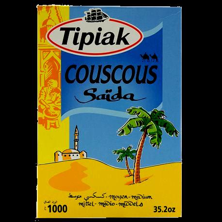 Zakia Couscous (1 kg/Pack)
