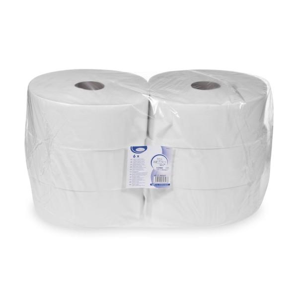 Jumbo Toilettenpapier - 2 lagig ( 1 x 6 Stk. )