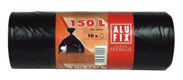 """""""Alufix""""Müllsack 150 Lt.Stark(15x10 Stk.Rolle/Krt)"""