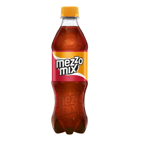 Mezzo mix 0,5l Pet- Flasche