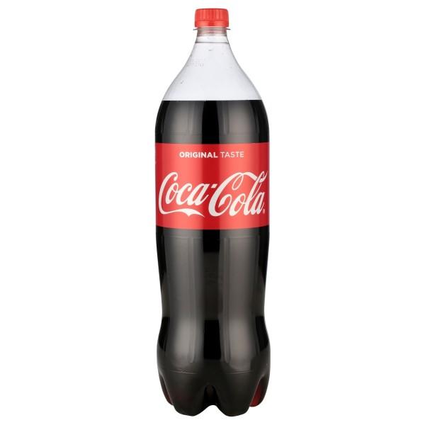 Coca Cola (2 Lt. 1x4 Pet Flasche)