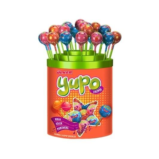 """""""ÜLKER"""" Yupo- Lolli Pop (11 gr.-120 Stk / Pack )"""