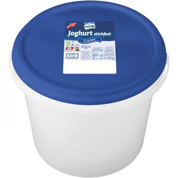"""Nöm"" Jogurt (3,5 % Fett, 10 kg/Kübel)"