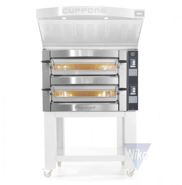Cuppone Pizzaofen ML 435/2 TS ( 11,6 kW 400 V )