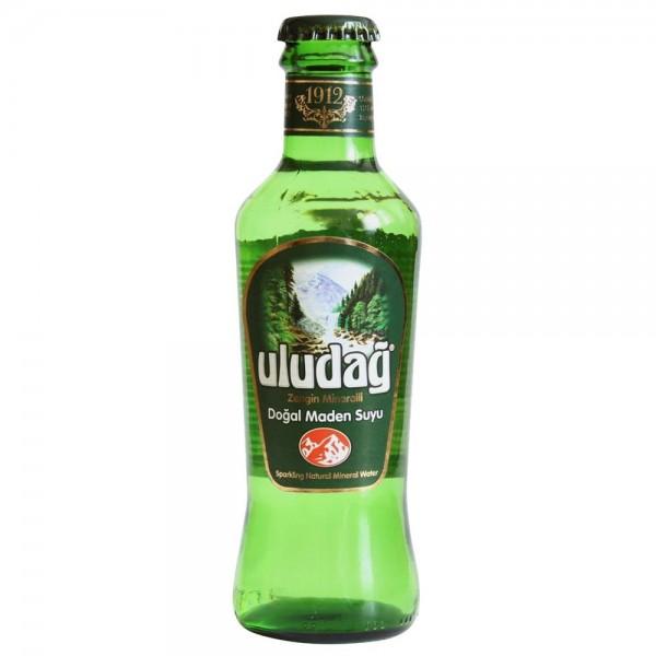 Uludag sade Soda (24x0,25 lt./Flasche)