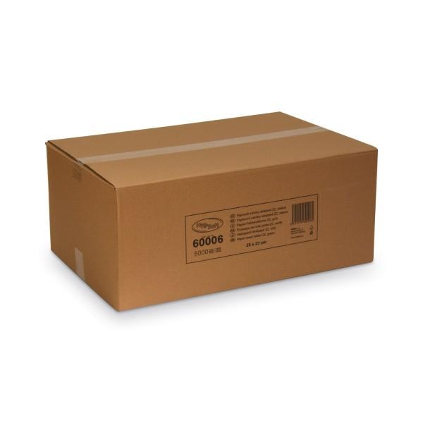 Papierhandtücher 1.Lagig - 5000 Stk. - Grün