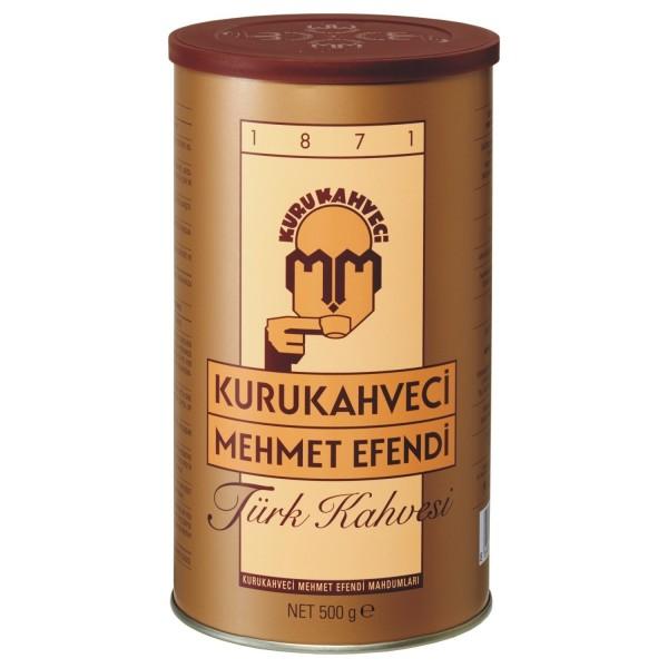 Mehmet Efendi T.Kahvesi (500 gr Dose)