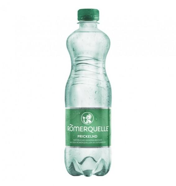 Römerquelle mit Kohlensäure(0,50 Lt.1x24 Flasche)