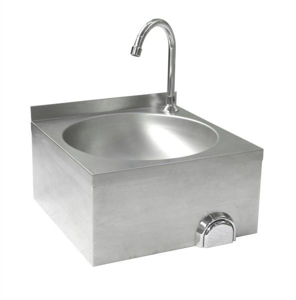 Handwaschbecken mit Kniebedienung(40x40x23 cm)