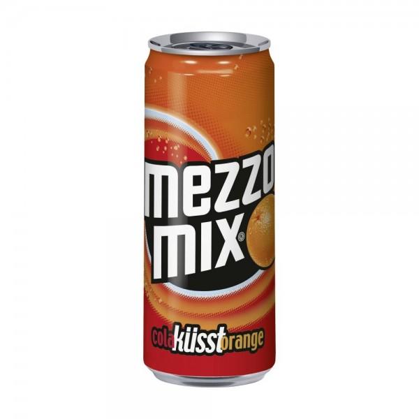 Mezzo mix ( 24 x 0,33 Lt Dose )