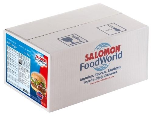 TK - Salomon Giant Burger ( 28 x 180 gr/Krt )