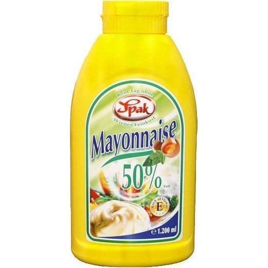Spak Mayonnaise - 1,2 kg Tube