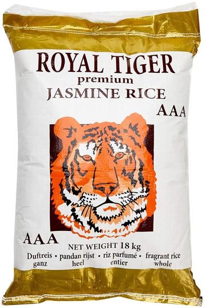 Reis Jasmin ROYAL TIGER ( 18 kg Sack )