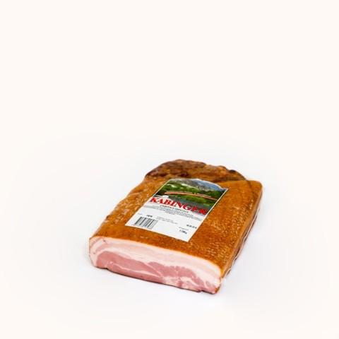 Kabinger Schwein Speck Ganz - (ca. 1,5 kg/Block)