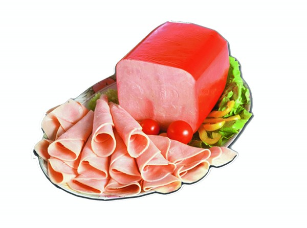 Kabinger Puten Pizzablock - (Rot) - (ca. 4 kg)