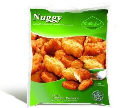 TK -Mekkafood Nuggets 900 gr