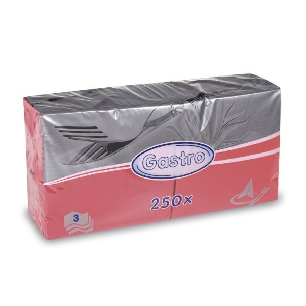 Gastro Serv.Chery (33x33-3 Lagig-1/4-250 Stk.Pack)