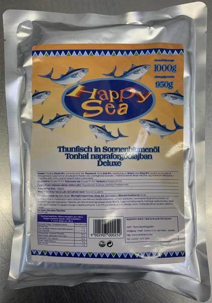 """Happy Sea"" - Thunfisch Öl (1000 gr. Beutel)"