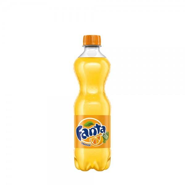 Fanta Orange (0,50 lt./1 x 24 Pet Flasche)