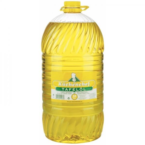 Küchenchef - Tafelöl - 10 L. Pet