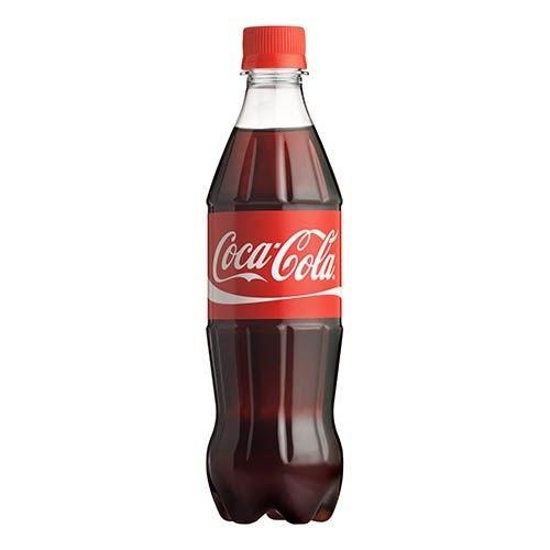 Coca Cola (0,50 lt./1 x 24 Pet Flasche,54/Pal.)