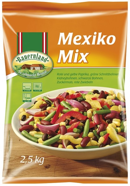 Mexiko Mix Bauerland