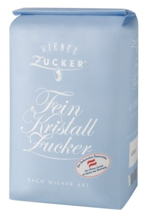 Wiener Feinkristallzucker ( 1 kg Pack )