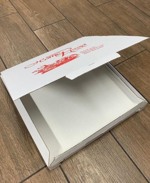 Pizza Karton Mod.C - B Welle (40x40x4cm 1x50 Stk./Pack)