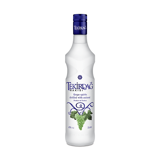 Tekirdag Raki ( 45 % - 0,70 Lt Flasche )